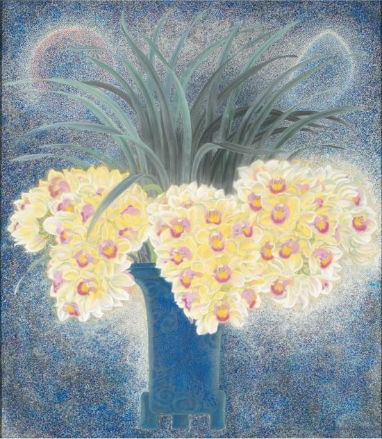 蘭花咲く月日